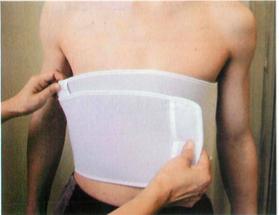 骨折 バンド 肋骨 バスト