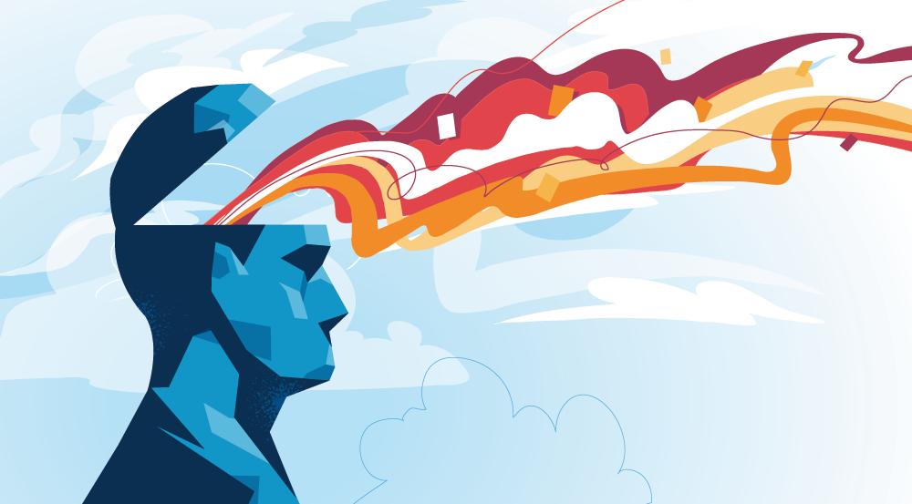 脳内イメージ 認知機能 イメージトレーニング
